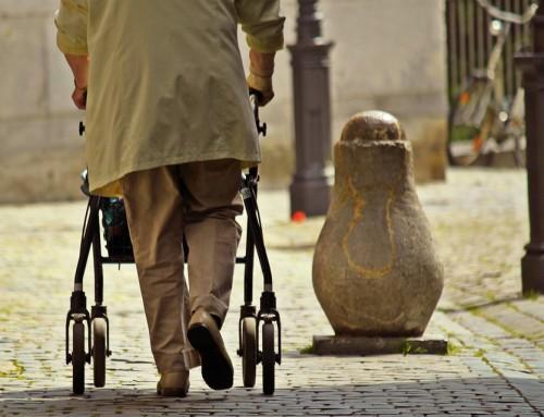 12 medidas de seguridad para personas mayores en el hogar