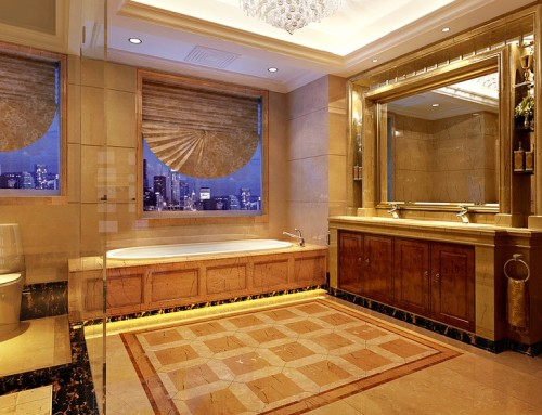 10 consejos para mejorar la iluminación del baño