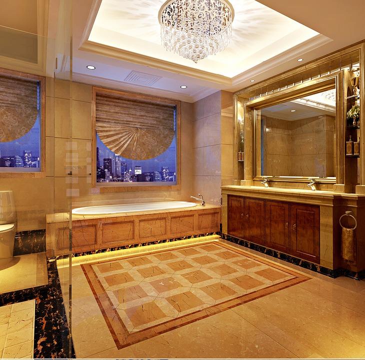 mejorar la iluminación del baño