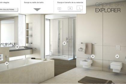 Cómo planificar una reforma de baño con Grohe