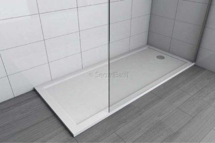 platos de ducha de fibra de vidrio