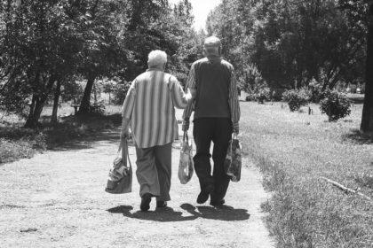 autonomías con más población de mayores