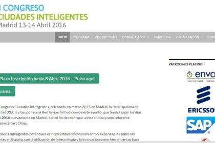 Congreso de Ciudades Inteligentes