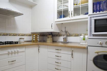 cómo medir la cocina