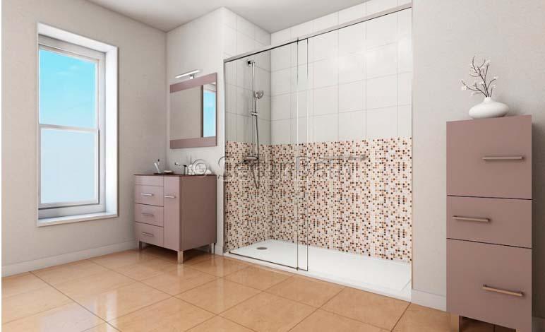 Cómo se cambia una bañera por un plato de ducha