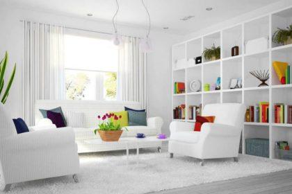 diseñar el interior de una casa de vacaciones