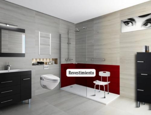Tipos de revestimiento de pared y suelo en baños