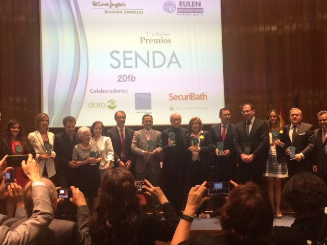 premios SENDA