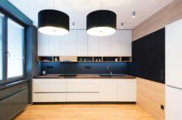 lámparas para iluminar una cocina