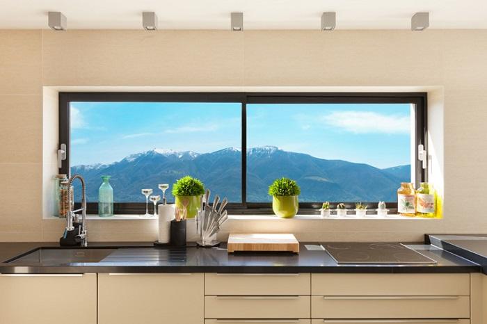 Iluminar una cocina para ganar en estética y funcionalidad