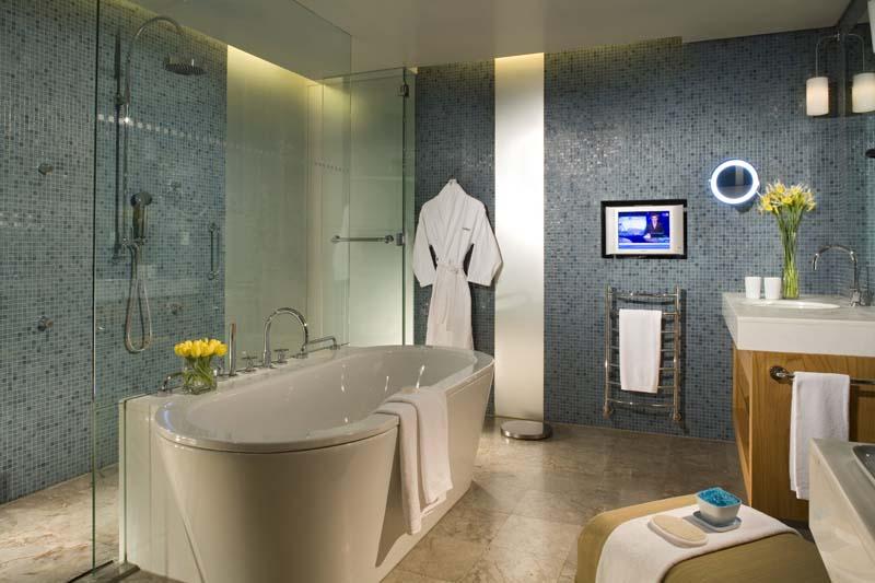 redecorar un cuarto de baño de lujo