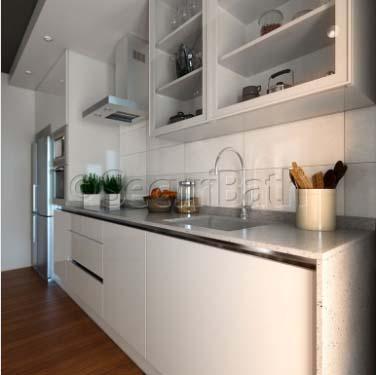 C mo reformar una cocina peque a - Reformar cocina pequena ...