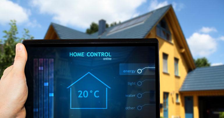 controlar tu casa desde una tablet