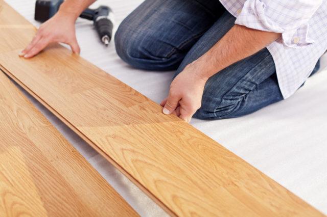 ventajas de los suelos de madera: parquet multicapa