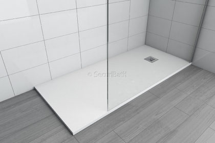 plato de ducha de fibra de carbono - NeoBath