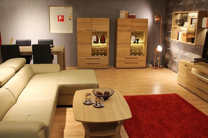 12 tipos de suelos para un hogar confortable - Suelos para salon ...
