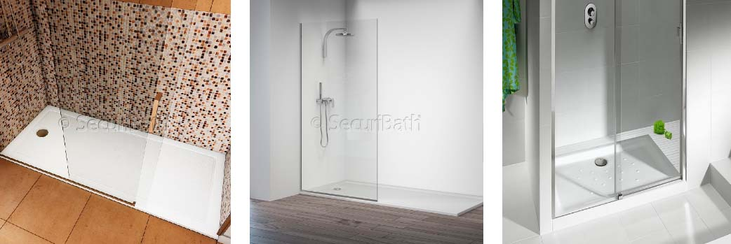 tipo de ducha