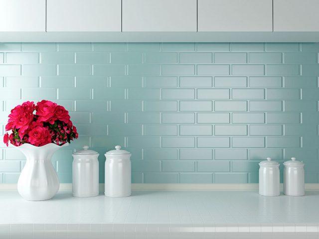 Reformar la cocina sin quitar los azulejos aqua - Alicatar encima de azulejos ...