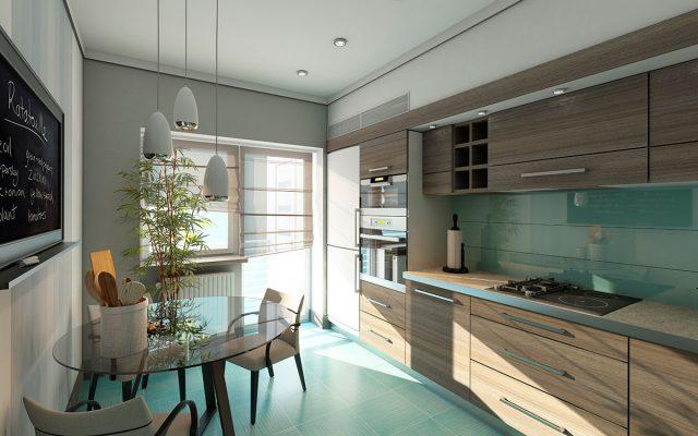 Reformar la cocina sin quitar los azulejos aqua - Reformar la cocina sin obras ...