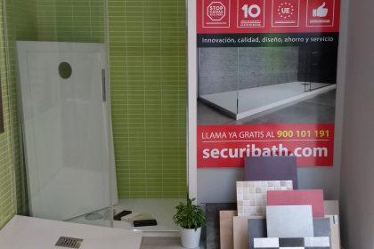 Cambiar bañera por ducha en Castro Urdiales