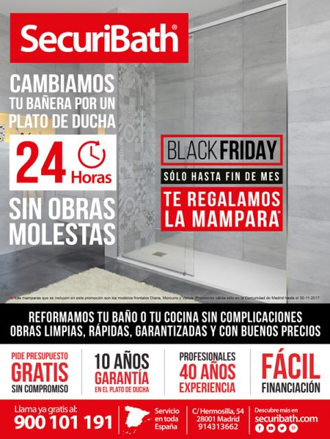 Black Friday-SecuriBath