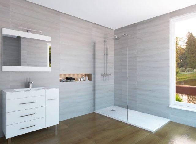 Proceso para cambiar la bañera por un plato de ducha