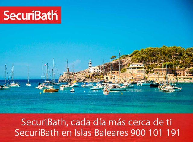 Reforma de baño en Mallorca