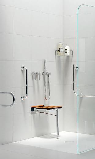 sillas para duchas