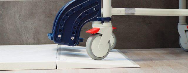 Sillas de ruedas para ducha