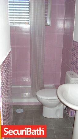 terminado reforma baño securibath