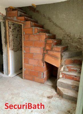 Cerramiento Bajo Escalera Exterior - Sorrelliearringsideas
