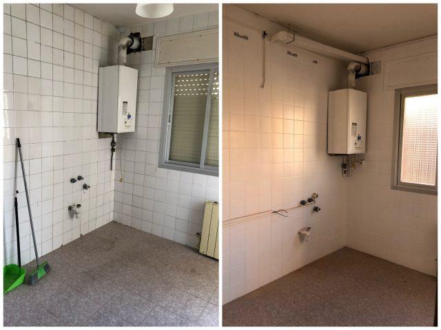Esmaltes para azulejos de cocina aqua - Quitar azulejos cocina ...