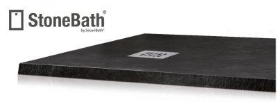 Plato de ducha SecuriBath Stonebath