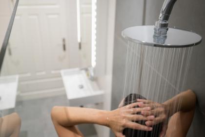 ahorrar energía en el baño