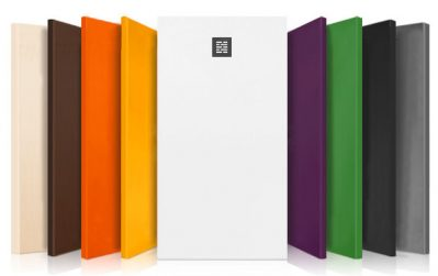SecuriBath-platos de ducha de colores